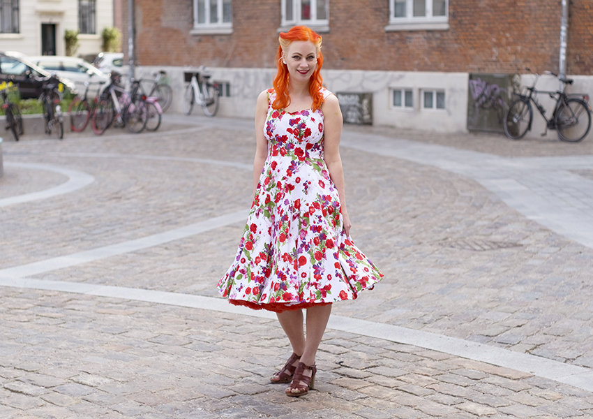 alexia dagens outfit hearts and roses dress 3