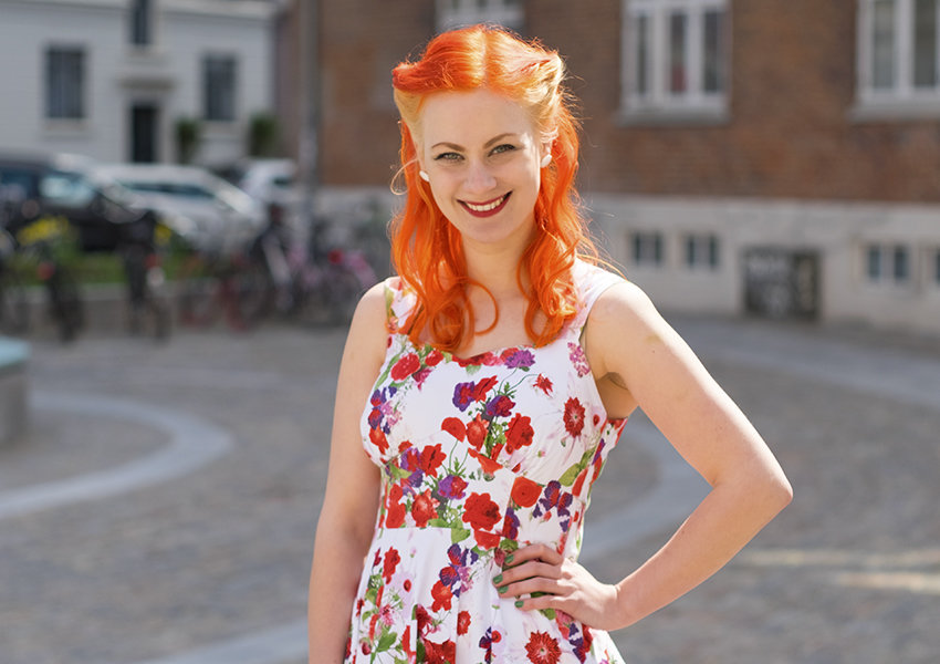 alexia dagens outfit hearts and roses dress 4