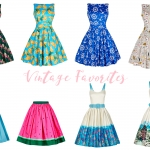 Vintage favorites for spring