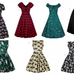 New fall friendly Rockabilly dresses