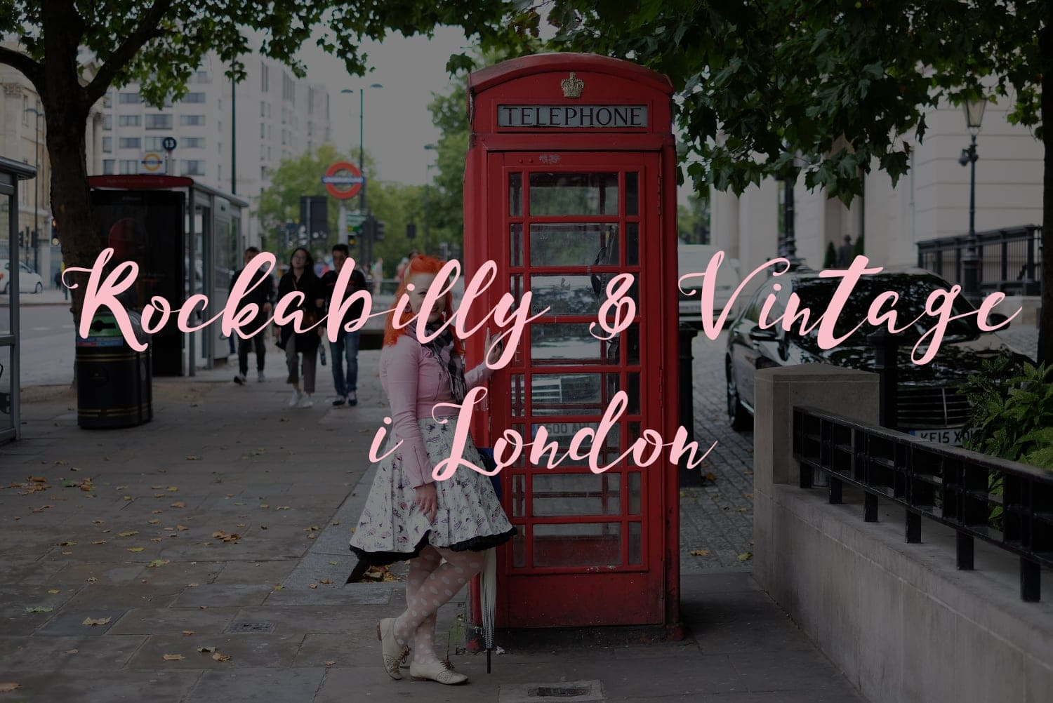 rockabilly og vintage butikker i London
