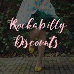 Rockabilly discounts!