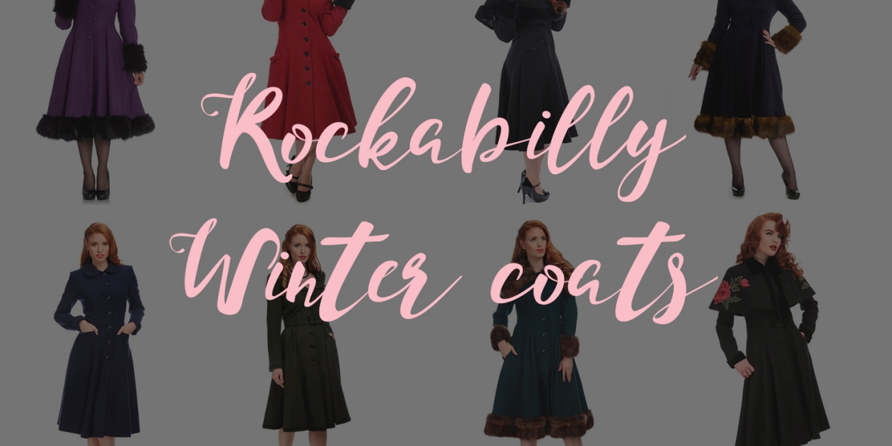 Rockabilly Winter coats