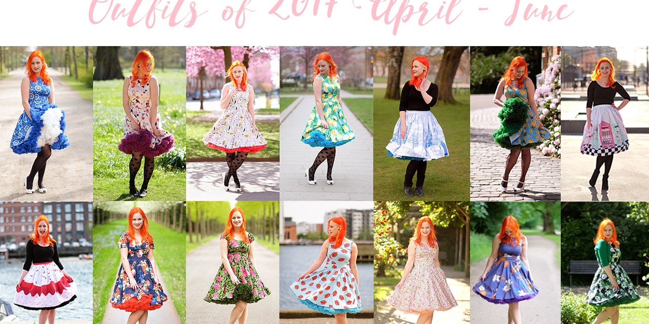 Outfits of 2017 – April -June