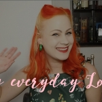 Video: My everyday rockabilly look