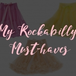 My rockabilly must-haves for spring