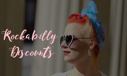 Rockabilly discounts for Easter shopping